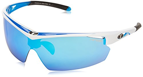 Tifosi Talos 1180101422 Shield Sunglasses, Race Blue,