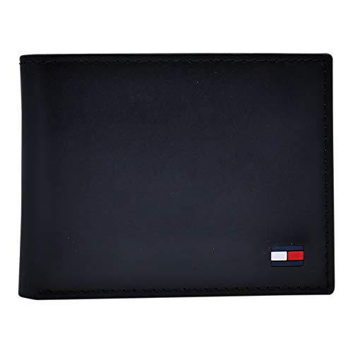 Tommy Hilfiger Men's 31TL22X046, Black Dore, One Size