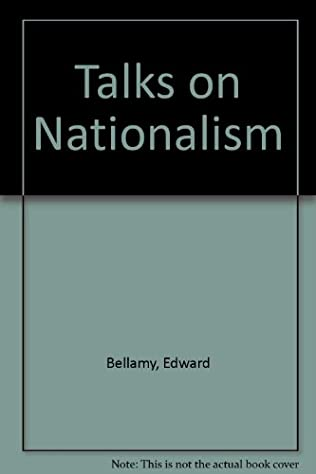 book cover of Talks On Nationalism