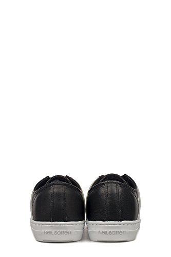 Neil Barrett Sneakers Uomo PBCT231G9000524 Pelle Nero