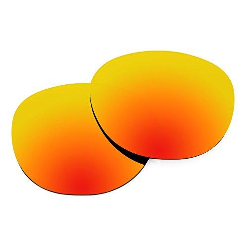 Opciones Repuesto — Mirrorshield Rojo Elite Para Múltiples De Polarizados Latch Oakley Lentes Fuego 5XYqwZf