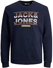 JACK & JONES JJMOUNT SWEAT CREW NECK heren sweater