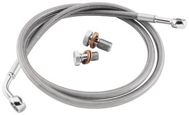 Goodridge Econoline Brake Line FT FLSTF FXST FXD FXR XL