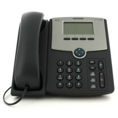 Cisco SPA 502 IP Phone - Cable - 1 x Total Line - VoIP - Caller ID - Speakerphone - Power Over Ethernet by Cisco (Image #4)
