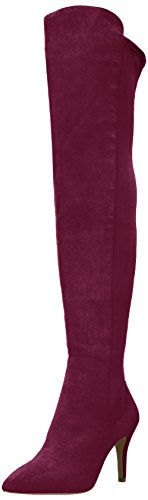 Style by Charles David Women's Vince Fashion Boot, Burgundy, 9 Medium US by Style by Charles David