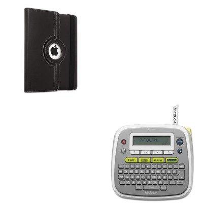 KITBRTPTD200TRGTHZ156US - Value Kit - Targus Versavu Case/Stand for iPad 3 (TRGTHZ156US) and Brother P-Touch PT-D200 Label Maker (BRTPTD200)