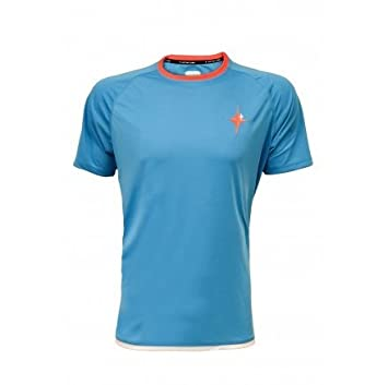 Camiseta padel Evo Pro Blue (L): Amazon.es: Deportes y aire ...