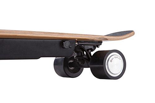 BLITZART Mini Flash 28\u0026quot; Electric Skateboard 12mph 8mile range 250W HubMotor 2.8\u0026quot; Wheels  CheapSia