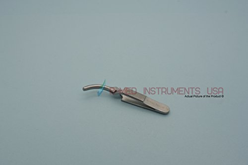 Debakey Bulldog Clamp Atraumatic Forceps 2.5