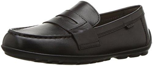 Geox Shoes Com - Geox New Fast BOY 1 Moccasin, Black, 32 M EU Little Kid (1 US)