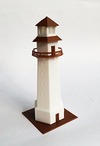 (Outland Models Train Railway Scenery Building Country Lighthouse N Scale 1:160)