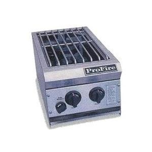 Profire Natural Gas Double Side Burner For Cart Model Grills