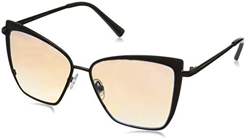 DIFF Eyewear - Becky - Womens Designer Cat Eyes Sunglasses - 100% UVA/UVB
