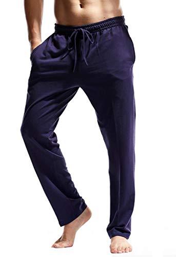 Hombres Los Ejercicio Largo Suaves Battercake Acogedor Y Deportivo Loungewear Pijama 1 Súper Pijamas De Pantalones Cómodo vqxgxtIRw
