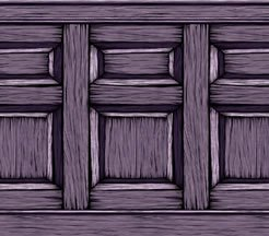 Amscan - 50' Wicked Wood Room Roll by Amscan (Image #2)