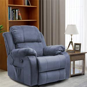 Amazon.com: Merax, sillón reclinable para masajes ...