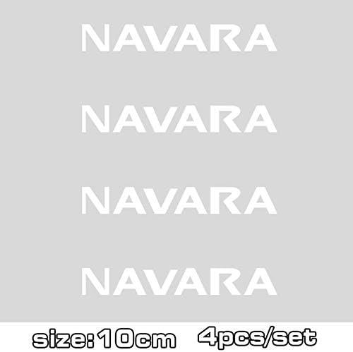 F/ür Nissan Navara d40 d22 d23 np300 FSXTLLL Auto Seitenstreifen Seitenaufkleber Aufkleber