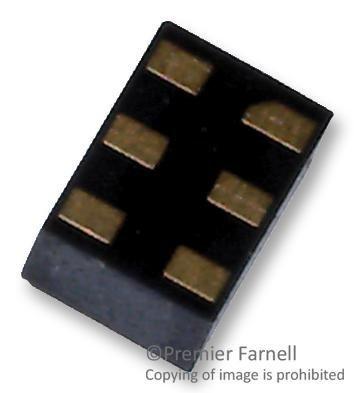 Maxim Integrated Products MAX9610HELT+T Current Sense Amplifier, 1 Amplifier, DFN, 6 Pins, -40 ¡ãC, 85 ¡ãC