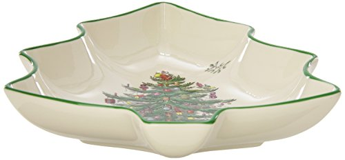 (Spode Christmas Tree Shaped Dish)