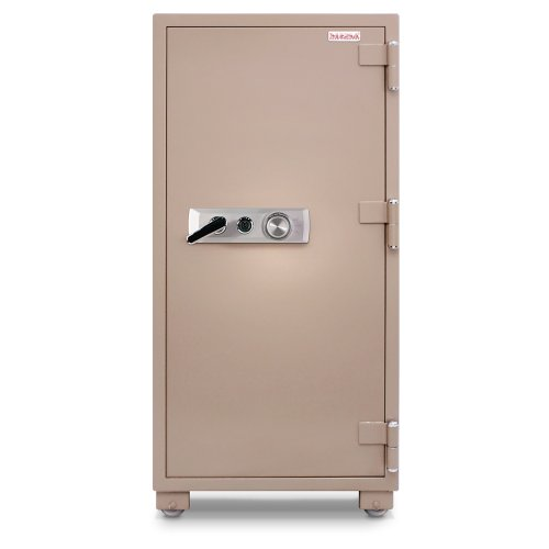 - Mesa Safe MFS160C All Steel 2 Hour Fire Safe with Combination Lock, 12.2-Cubic Feet, Tan
