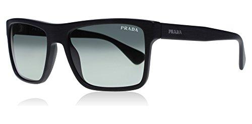 f6392583bc8 Prada Men s 0PR 01SS Brushed Matte Black Light Grey Gradient Dark ...