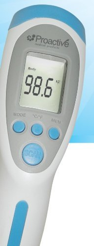 Protemp Non-Contact Infrared Thermometer (2 inch distance)