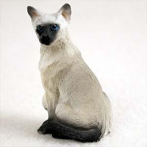 - Siamese Tiny Ones Cat Figurines (2 in)