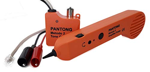 PANTONG METODO2 TONE GENERATOR AND PROBE KIT WIRE LONG DISTANCE ()