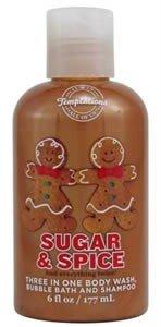 Sugar And Spice Bath And Body Care