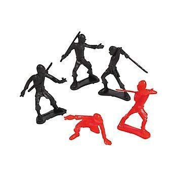 Party Favors Ninja Action Figures - 18 -