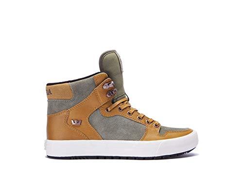 Supra Sneaker CW Beige Herren Vaider rxzq6wrTY