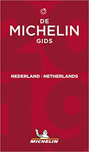Nederland Netherlands The Michelin Guide 2019 The Guide