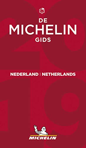 Nederland Netherlands - The MICHELIN Guide 2019: The Guide Michelin (Michelin Hotel & Restaurant...