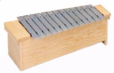 Studio 49 Series 2000 Orff Metallophones AM2000, Diatonic Alto 888365907628