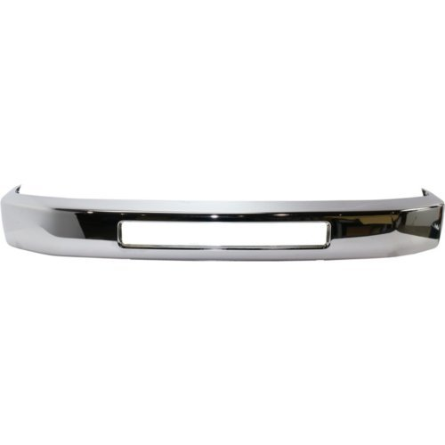 Front Bumper Compatible with FORD ECONOLINE VAN 2008-2014 Chrome