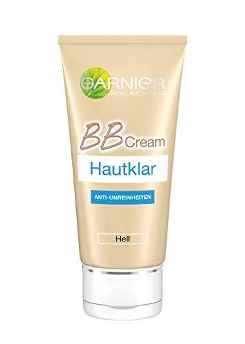 Garnier Hautklar BB Cream Anti-Pickel Gesichtspflege (1 x 50 ml)