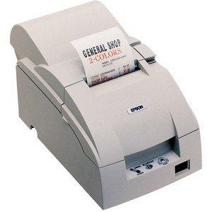 EPSON C31C515603 S 414 U220D,SERIAL,ECW,TEAR BAR,W/PS EPSON C31C515603 TM-U220D-603 6 lps Receipt Printer - Electronic