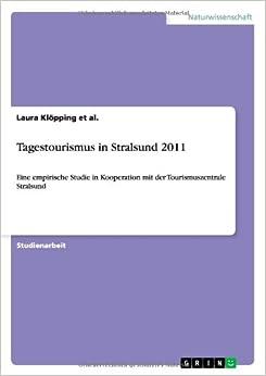Tagestourismus in Stralsund 2011