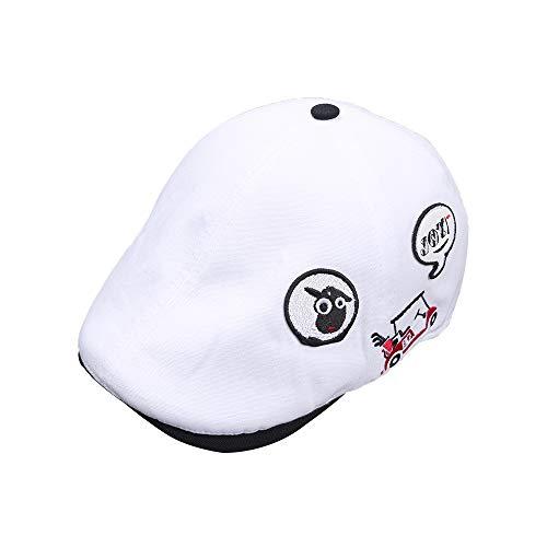 3481e910e B&G BG Lightweight Golf Cap for Women Summer Cap Sports Golf Running Tennis  Hat Golf Bere Caps White