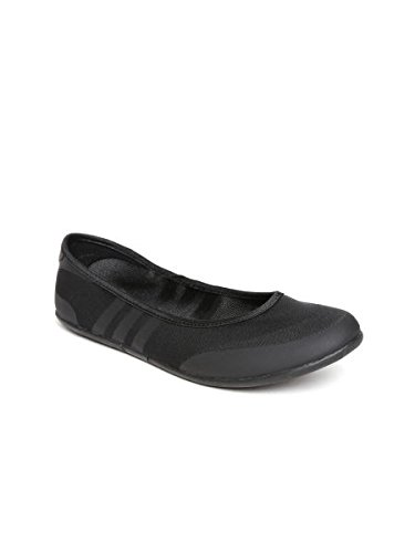 9f22fe17b58 Adidas NEO Women Black SUNLINA Foldable Ballerinas (5)  Buy Online at Low  Prices in India - Amazon.in