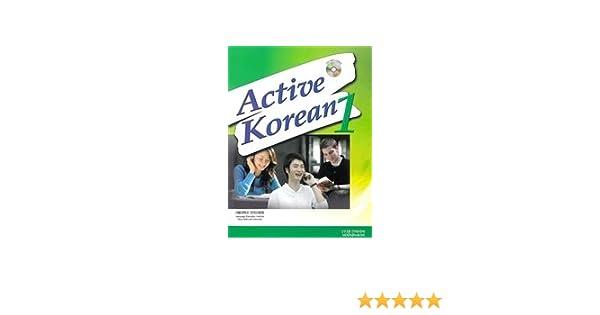 Active Korean 1: Textbook Manual and CD (English and Korean ...