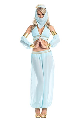 Be Wi (Genie Costume Pants)