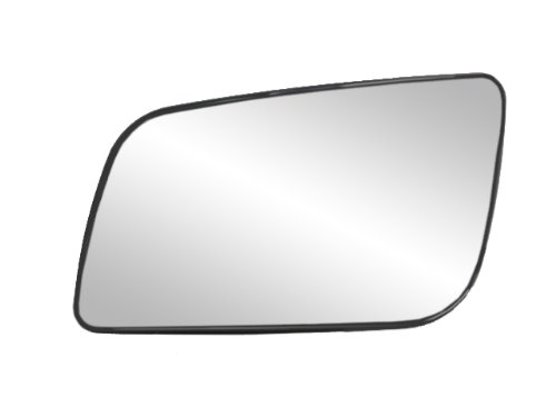 Fit System 88055 Chevrolet/GMC Left Side Power Replacement Mirror Glass Astro Mirror Lh Driver