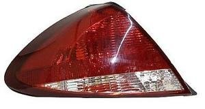 2004 - 2007 Ford Taurus (4 Door Sedan Only) Driver Taillight Taillamp NEW 5F1Z13405A FO2800184