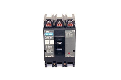 Fuji BU-ESB3050 50 Amp, 3 Poles, 600V, Circuit Breaker - Fuji Circuit Breaker