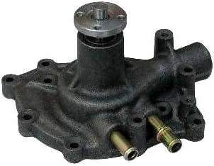 Engine Water Pump-Water Pump Gates 43099 Standard