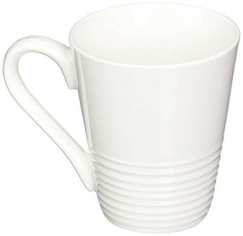 Maxwell & Williams White Basics Cirque 8.5 oz. Conical Mug (Set of 6) P0444910