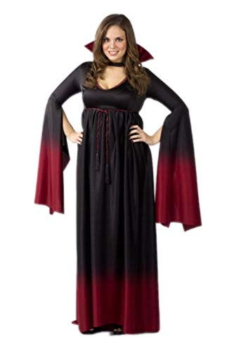 Adult Size Blood Vampiress Costume Plus (16-22)