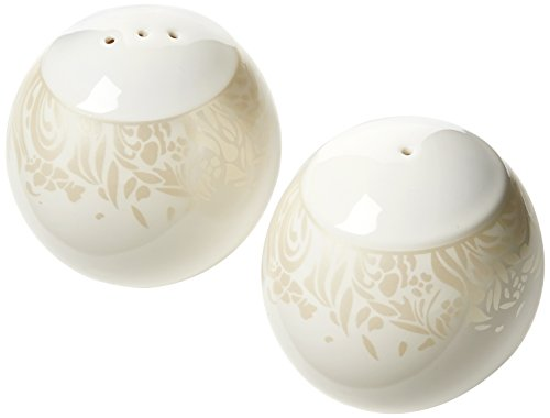 Denby Lucille Boxed Salt & Pepper Set - Gold