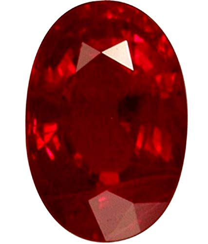 Ruby / Manik 4.25 Ratti Lab Certified Top Quality Natural Ruby Gemstone For Astrological Purpose By GEMS HUB Cut Red Ruby Natural Gem